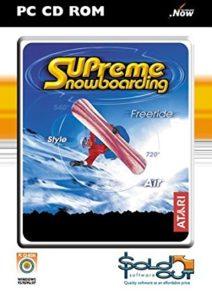 Supreme Snowboarding PC