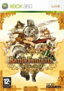 Battle Fantasia Xbox360