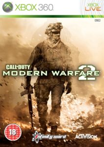 Call Of Duty Modern Warfare 2 Xbox360