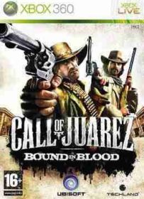 Call Of Juarez Bound In Blood Xbox360