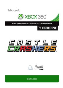 Castle Crashers Xbox360