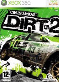 Colin McRae Dirt 2 Xbox360