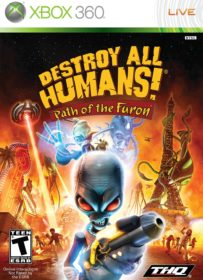 Destroy All Humans! Path of the Furon Xbox360