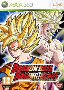 Dragon Ball Raging Blast Xbox360