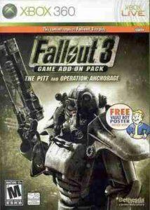 Fallout 3 - OP Oncherage + The Pitt Xbox360