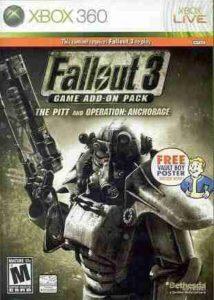 Fallout 3 - OP Oncherage + The Pitt Xbox360
