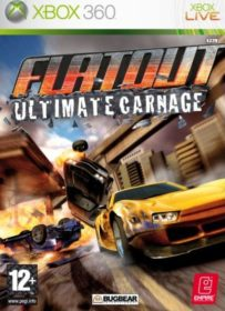 FlatOut-Ultimate-Carnage-[English]-(Poster)