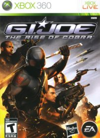 GI JOE The Rise Of Cobra Xbox360