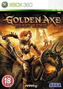 Golden-Axe-Beast-Rider-[English]-(Poster)
