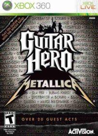 Guitar Hero Metalica Xbox360