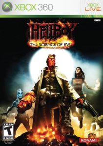 Hellboy-Science-Of-Evil-[English][USA]-(Poster)