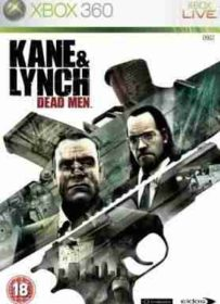 Kane-And-Lynch-Dead-Men-[Spanish]-(Poster)