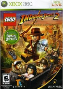 Lego Indiana Jones 2 Xbox360