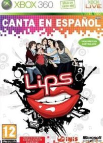 Lips Canta in Spanish Xbox360