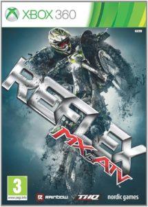 MX VS ATX REFLEX Xbox360