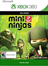 Mini Ninjas Xbox360