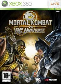 Mortal Kombat Vs DC Universe Xbox360