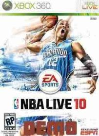 NBA Live 10 Xbox360