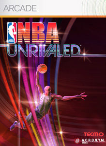 NBA Unrivaled Xbox360