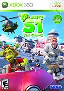 Planet 51 Xbox360