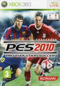 Pro Evolution Soccer 2010 Xbox360