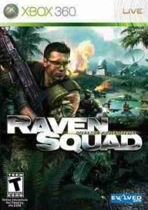 Raven Squad Operation Hidden Dagger Xbox360