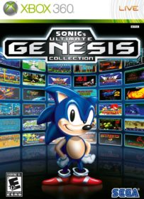 Sonics Ultimate Genesis Collection Xbox360