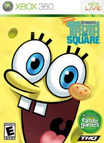 SpongeBobs Truth Or Square Xbox360