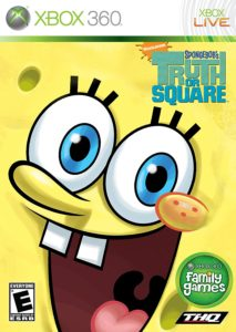 SpongeBobs Truth Or Square Xbox360