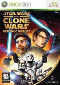 Star Wars Clone Wars Republic Heroes The Xbox360