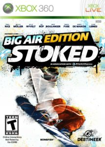 Stoked Big Air Edition Xbox360