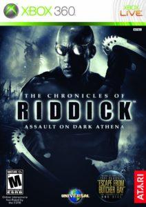 The Chronicles Of Riddick Assault On Dark Athena Xbox360