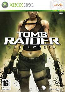 Tomb Raider Underworld Xbox360