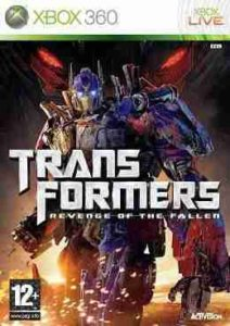 Transformers Revenge Of The Fallen Xbox360