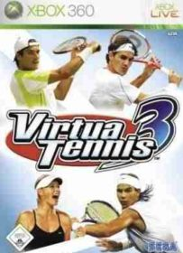 Virtua Tennis 3 Xbox360