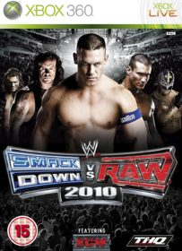 WWE SmackDown vs. Raw 2010 Xbox360
