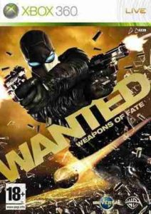 Wanted Weapons Of Fate Xbox360