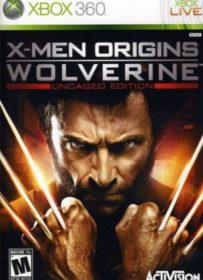 X-Men Origins Wolverine Xbox360