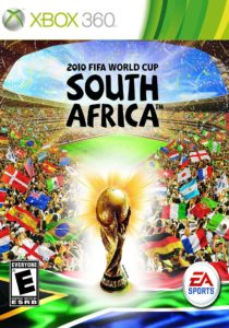 2010 FIFA World Cup South Africa Xbox360