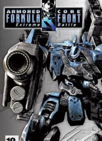 Armored Core Formula Front International PSP