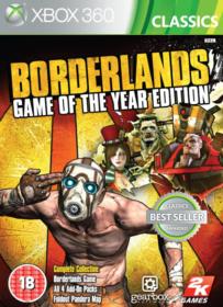 Borderlands Addon Pack Xbox360
