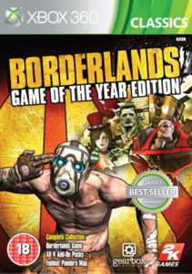 Borderlands Addon Pack Xbox360