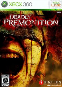 Deadly Premonition Xbox360