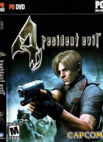 Download Resident Evil 4 PC Torrent