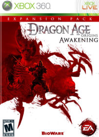 Dragon Age Origins Awakening Xbox360