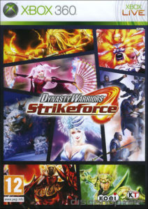 Dynasty Warriors Strikeforce Xbox360