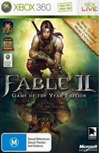 Fable 2 Platinum Edition Xbox360