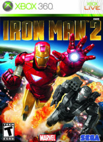 Iron Man 2 The Videogame Xbox360
