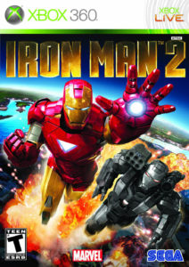 Iron Man 2 The Videogame Xbox360