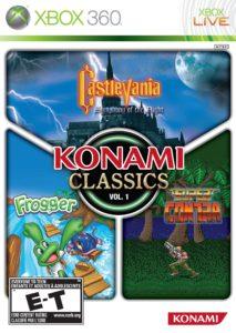 Konami Classics Volume 1 Xbox360